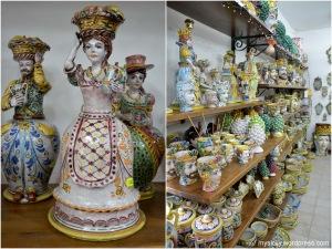Caltagirone_Ceramica siciliana