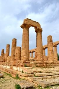 Agrigento_Valle dei templi