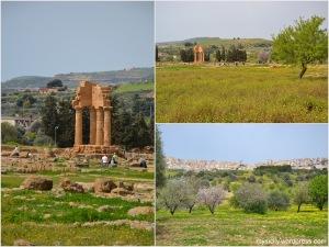 Agrigento_Valle dei templi_Tempio dei Dioscuri