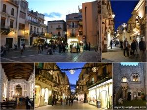 Taormina_Piazza Vittorio Emanuele