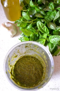Food_Pesto genovese