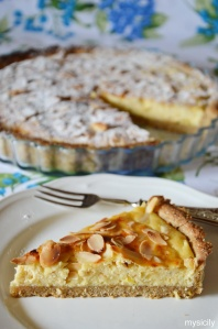 Food_Crostata_ricotta_mandorle