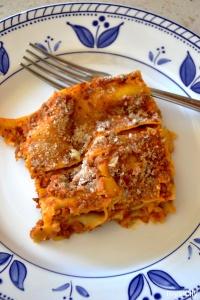 Food_Lasagne alla Bolognese