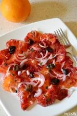 Food_Insalata di arance