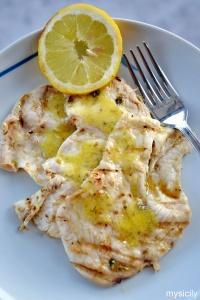 Food_Pollo al limone