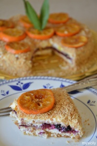 Food_Torta_Biscotti_ricotta_panna acida_frutta
