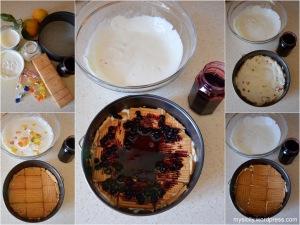 Torta_Biscotti_ricotta_panna acida_frutta