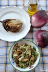 Food_Insalata di melanzane arrostite