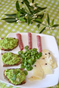 Food_Antipasti di fave