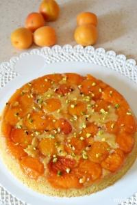 Food_Clafoutis di albicocche