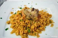 Food_Couscous with tuna