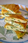 Food_Frittata di asparagi