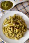 Food_Pasta_pesto di pistacchi