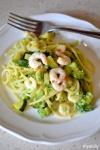 Food_Pasta_zucchine_gamberetti