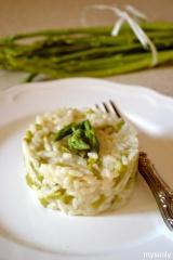 Food_Risotto agli asparagi