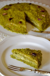 Food_Torta al pistacchio