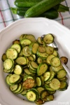 Food_Zucchine trifolate