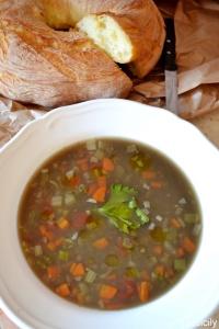 Food_Zuppa di lenticchie