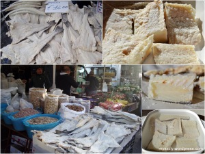 Food_Dried salted cod fish