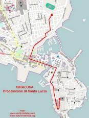 Santa Lucia_Route