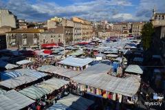 Catania market_View