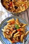 Food_Pasta_pesce spada_melanzane