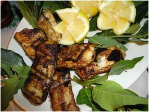 Food_Sicilian eel