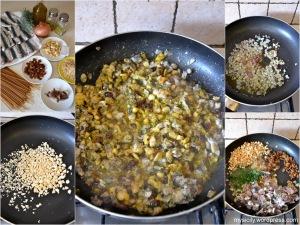 Pasta con le sarde e finocchietto (1)