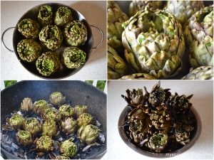 Food_Artichokes_roasted