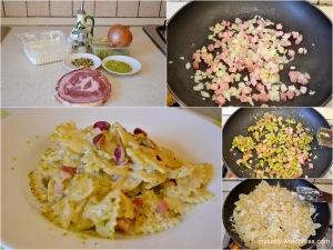 Food_Pasta_ricotta_pistacchio
