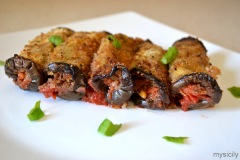 Food_Involtini di melanzane