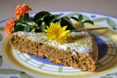 Food_Pistacchio cake
