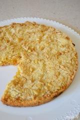 Food_Sbrisolona alla crema di limone