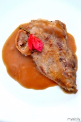 Food_Scaloppine al Marsala