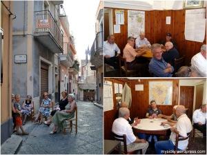 Sicilian men - women