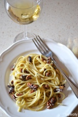 Food_Pasta_gorgonzola_noci