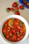 Food_Fragole al Marsala