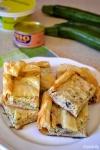 Food_Torta salata_Ricotta, zucchine, tonno