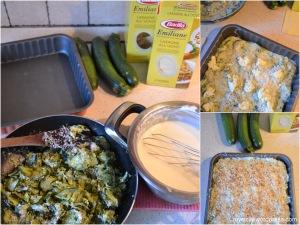 Lasagne con zucchine e Besciamella