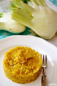 Food_Risotto_finocchi_zafferano