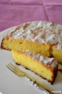 Food_Torta Caprese bianca
