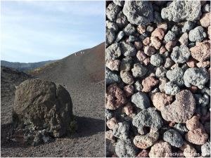 Pietre dell'Etna