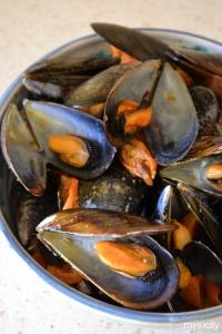 Food_Cozze alla marinara