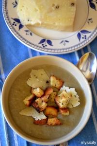 Food_Zuppa_Carciofi_patate_cipolloti