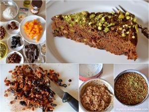 Torta_Timilia_zucca_frutta secca_cioccolato