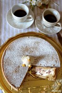 Food_Cassata al forno