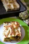 Food_Lasagne ai carciofi