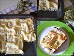 Lasagne ai carciofi (1)