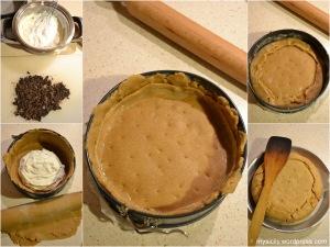 Torta_Cassata al forno
