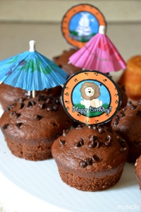Food_Muffin al cioccolato